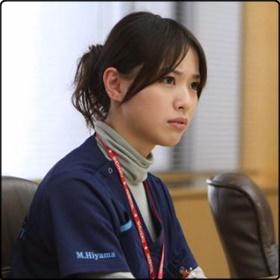 戸田恵梨香コードブルー
