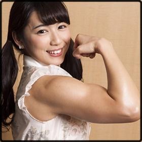 筋肉アイドル