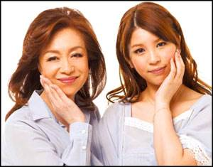 坂口杏里,母,野澤良子